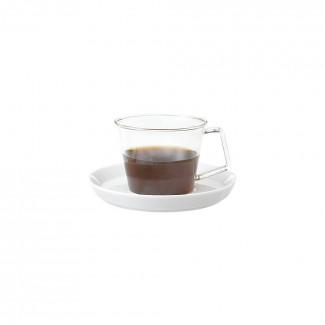 킨토 캐스트 커피컵&소서 220ml (도자기)