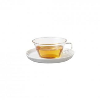 킨토 캐스트 티컵&소서 220ml (도자기)